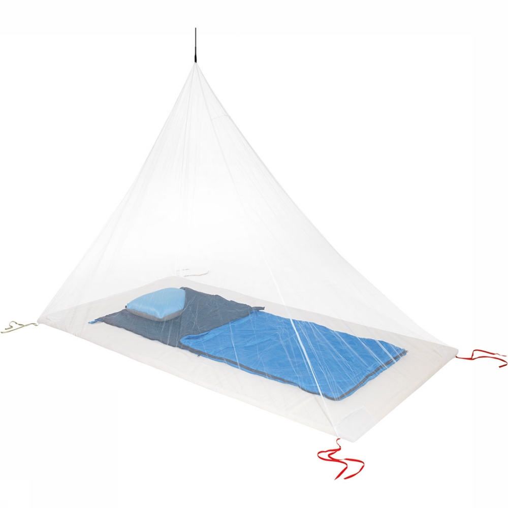 Afbeelding van Cocoon Ultralight Single Indoor Klamboe Wit