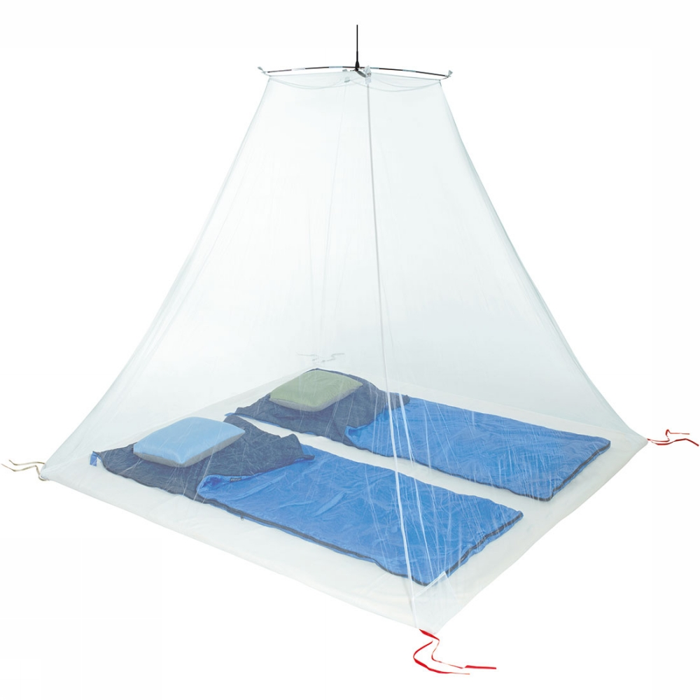 Afbeelding van Cocoon Ultralight Double Indoor Klamboe Wit