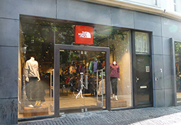 The North Face Store Utrecht